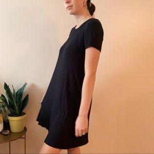 Mossimo Supply Co. Dresses - Simple Black T-Shirt Dress
